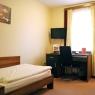 Standardzimmer Einzelbett